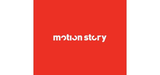 Motion Story Logo Design