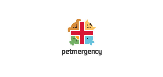Petmergency Logo Design