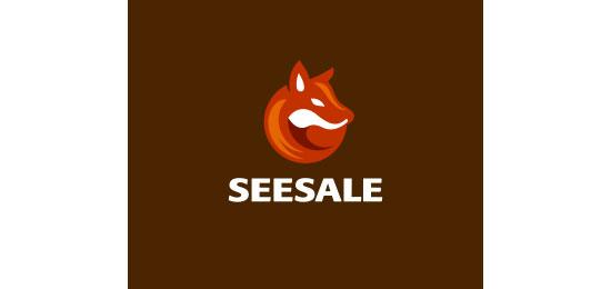 See Sale Logo Design
