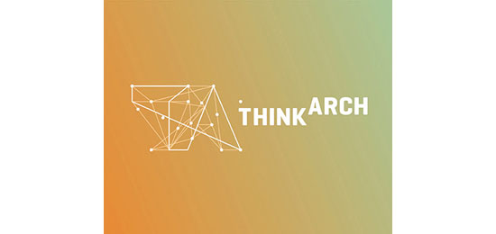 Think Arch Logo Design