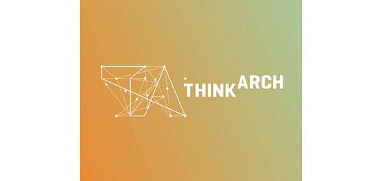 Think Arch Logo Design