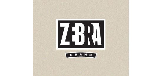 Zebra Brand Logo Design