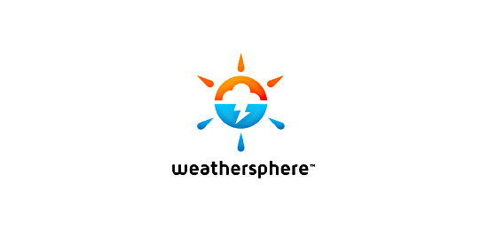 weathersphere Logo Design