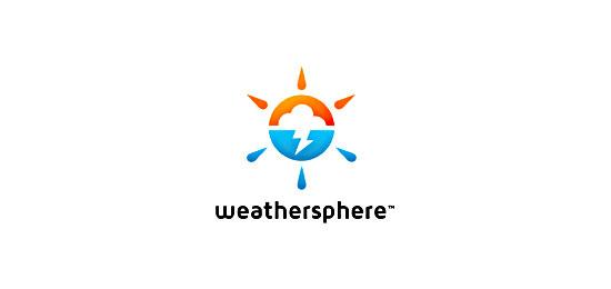 weathersphere Logo Design