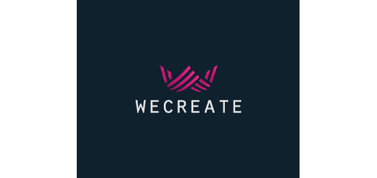 wecreate Logo Design
