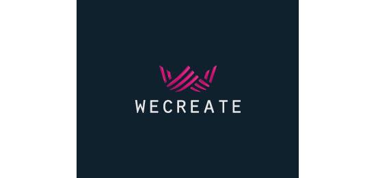 wecreate Logo Design
