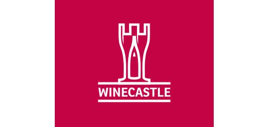wine castle Logo Design