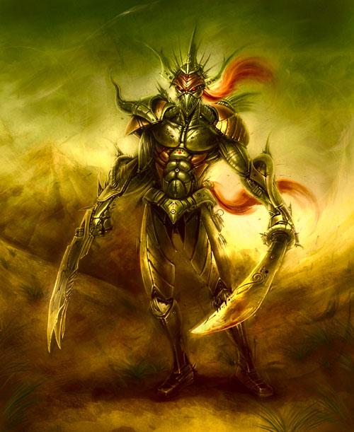 Random Demon