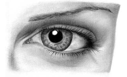 Eye-drawing tutorial