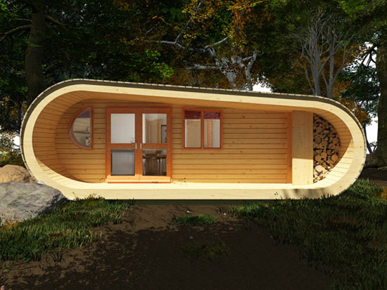 25 eco friendly houses made with natural materials for Eco friendly home products