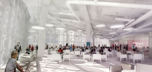 A New Student Learning Centre for Ryerson University in Toronto, Canada 3 - Educational Buildings Architecture Inspiration