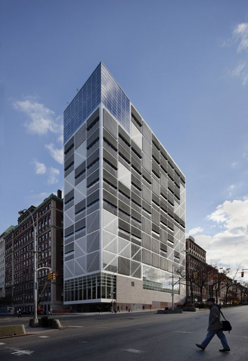 Columbia University Northwest Corner Building in New York, USA - Educational Buildings Architecture Inspiration