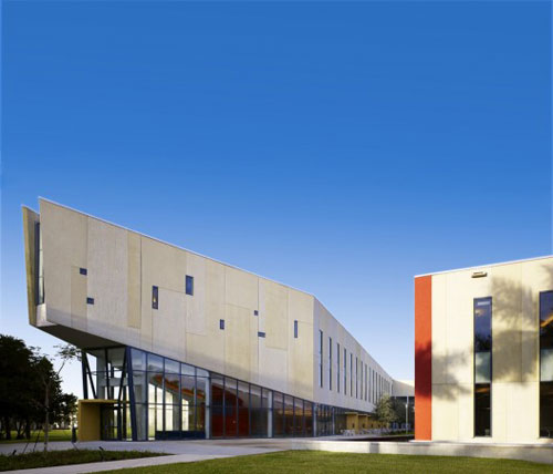 FIU Chapman Graduate School of Business in Miami, Florida, USA - Educational Buildings Architecture Inspiration