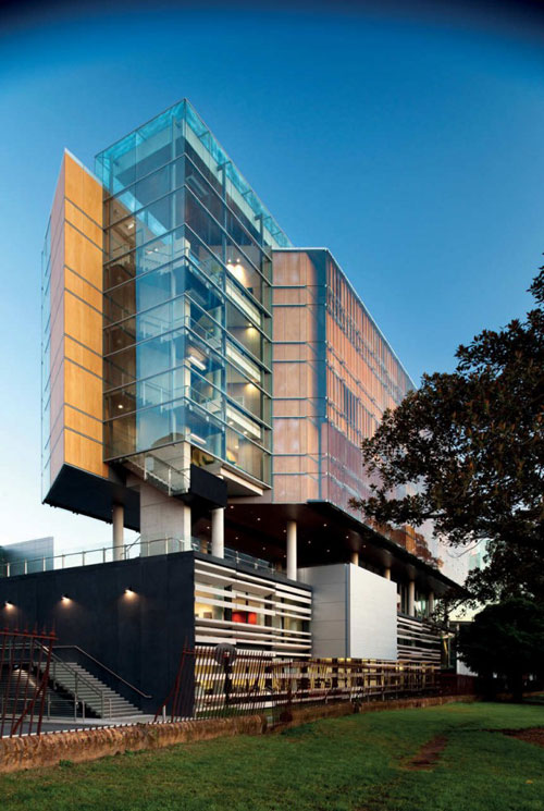 Architecture sydney uni law