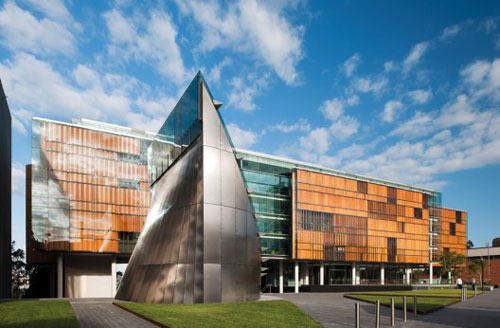 Educational buildings architecture inspiration 23 for Architecture colleges