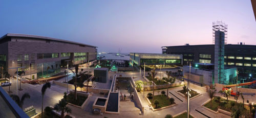 KAUST University in Jeddah, Saudi Arabia 2 - Educational Buildings Architecture Inspiration