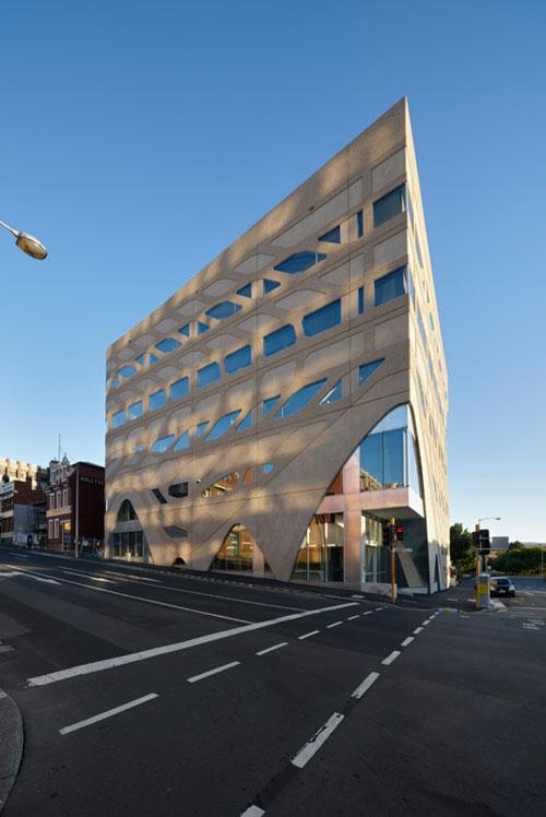 University Of Tasmania School Of Medicine 1 Educational Buildings  Architecture