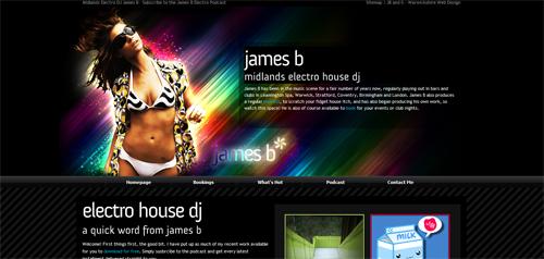 James B DJ
