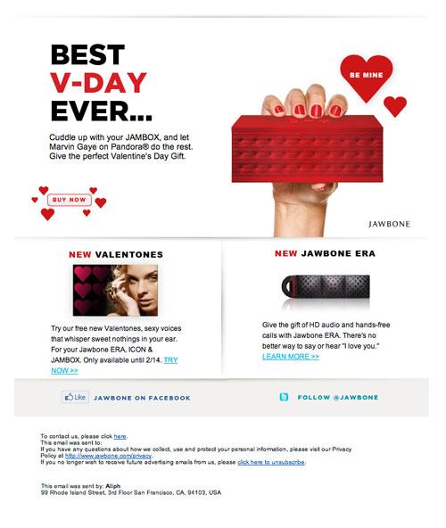 HTML Emails design inspiration 27