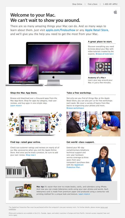 HTML Emails design inspiration 18