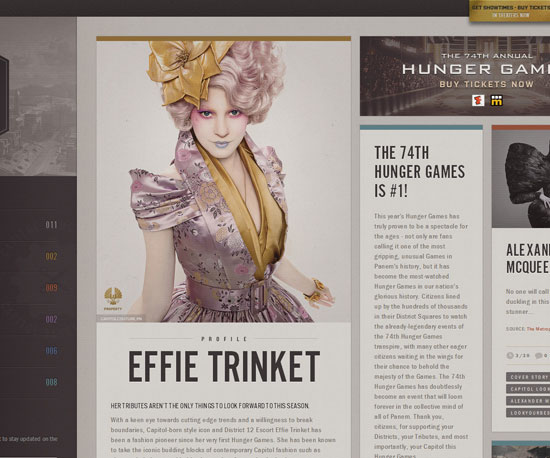 capitolcouture.pn Website Design Inspiration