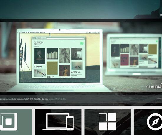 jpunt.nl Website Design Inspiration
