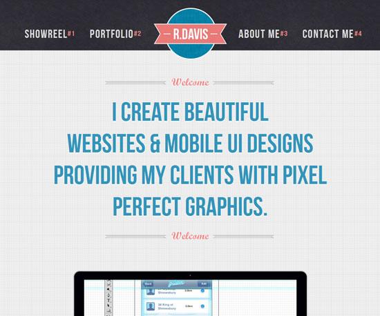 rdcreativedesign.eu Website Design Inspiration