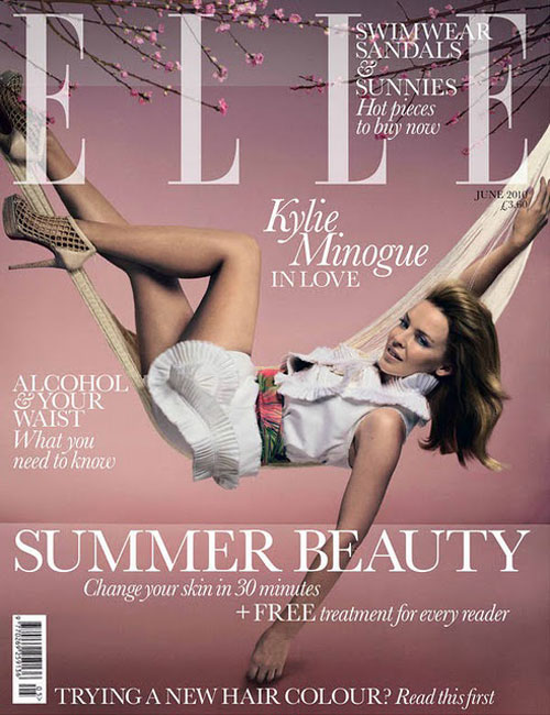 Fashion And Lifestyle Magazines Cover Design