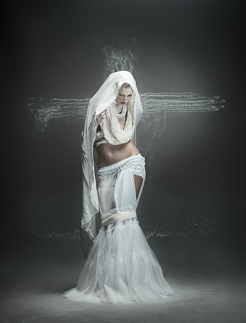 Angels and Vampires Fashion Photography