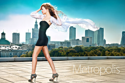 Metropolis Fashion Photography