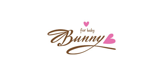 Bunny B Logo With Clever Message