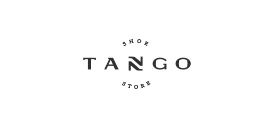 Tango Shoe Store Logo With Clever Message