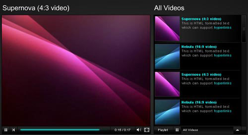 The Most Appealing Flash Video Players You Could Download 35 Items