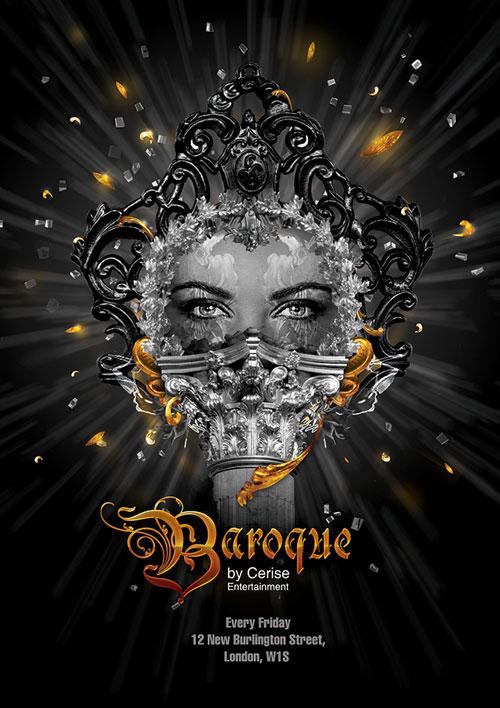 Baroque flyer