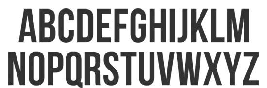 Bebas Neue Font-Face Free Download