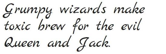 Marck Script Font-Face Free Download