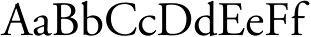 Download Adobe Garamond font