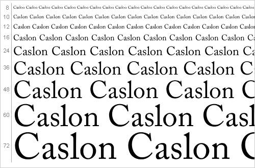 Download Adobe Caslon font