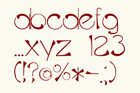 Download CFB font