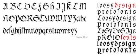 Download Fracta font