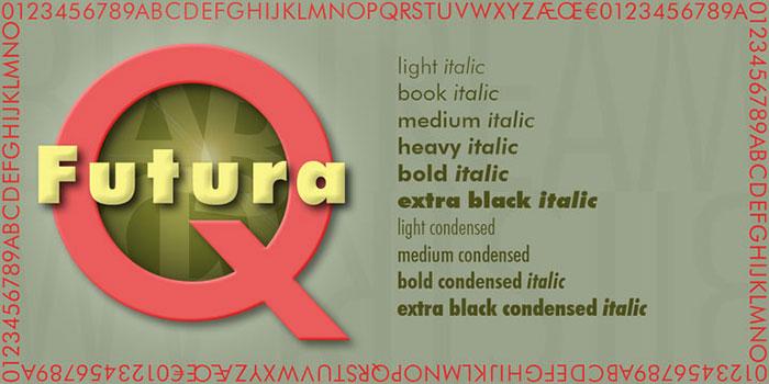 Download Futura font