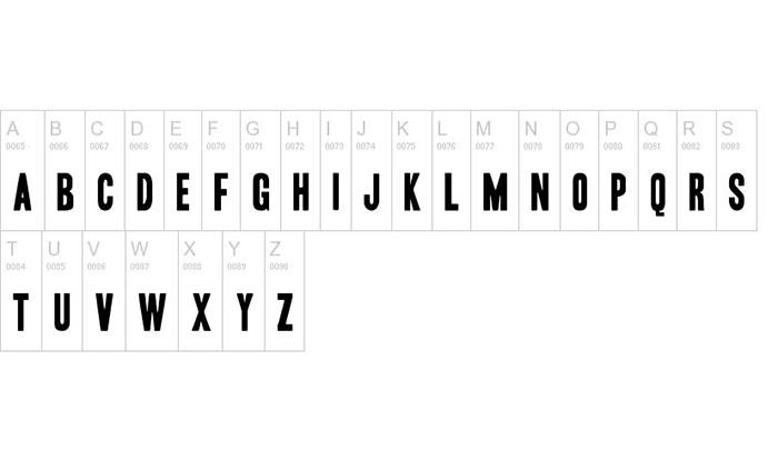 Download Headline font
