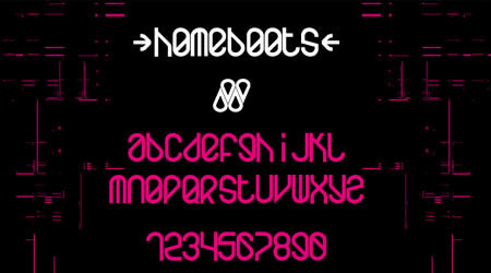 Download Homeboots font