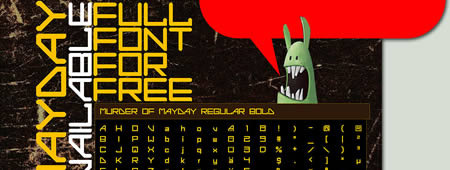 Download Murder of the day font