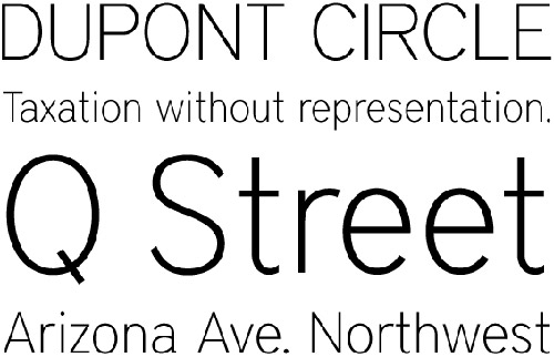 Download District Thin font