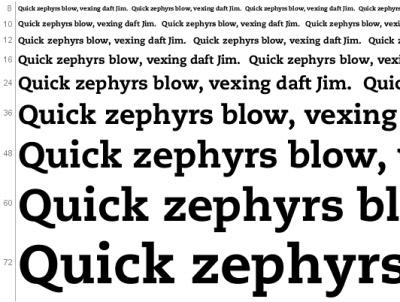 Download PMN Caecilia font