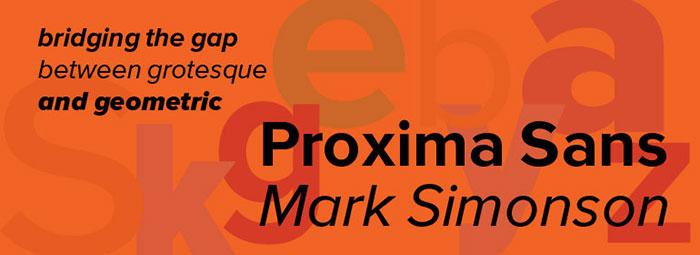 Download Proxima Nova font