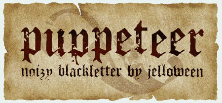 Download Puppeteer font