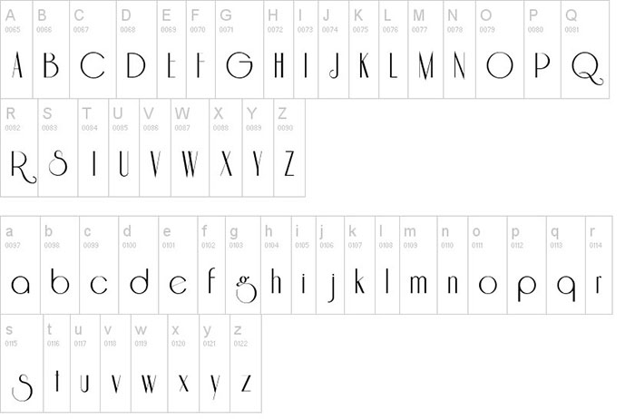 Download riesling font