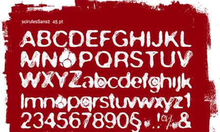 Download skirules font